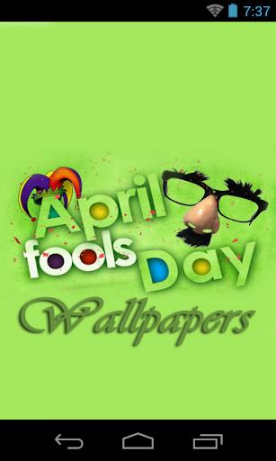 April Fool Wallpapers