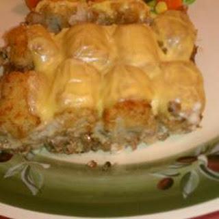 Tater Tot Hot Dish I