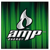 AMP Energy Clock