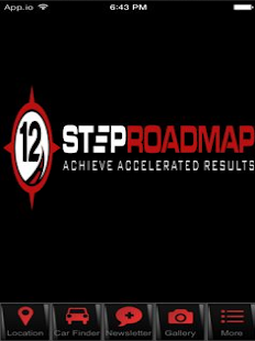 12 Step Road Map- screenshot thumbnail