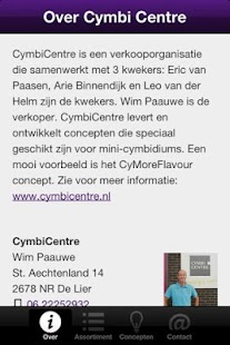 Cymbi Centre- screenshot thumbnail