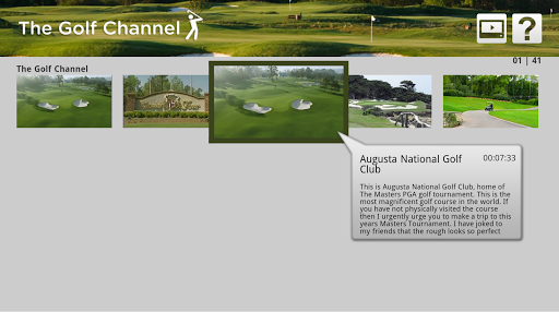The Golf Channel - Android TV