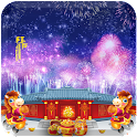 Chinese Fireworks New Year Lwp icon