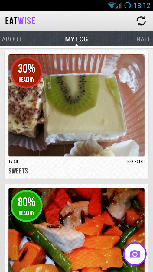 Eatly · Weight Loss - screenshot