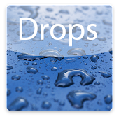 Drops Wallpaper