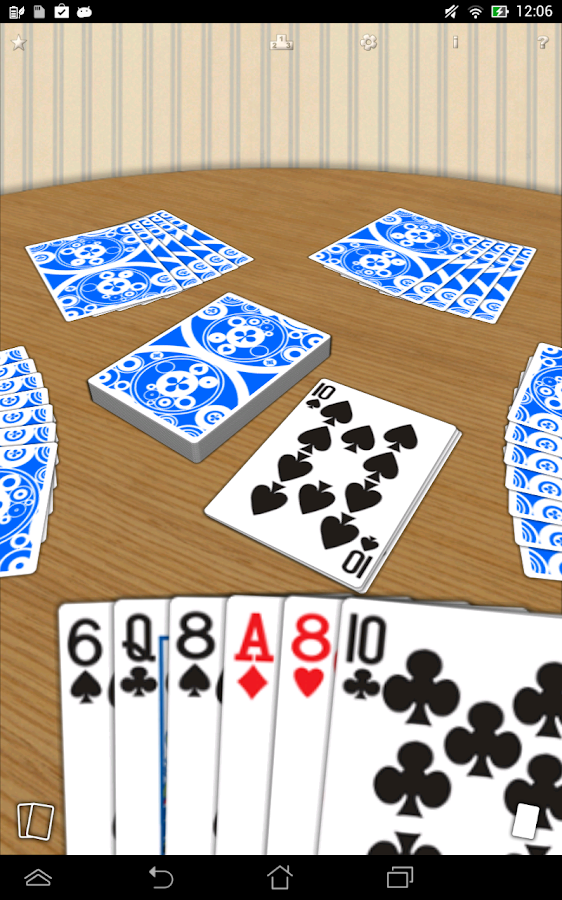 CrazyEights - screenshot