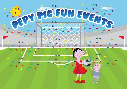 Pepy Pig Balloons