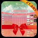 Pink Go widget icon