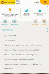 Emprendemos - screenshot thumbnail