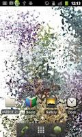 Screenshot of Abstract Art HD Live WP