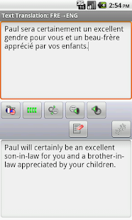 French Offline Translator- screenshot thumbnail