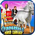 Cinderella Horse Carriage Race icon