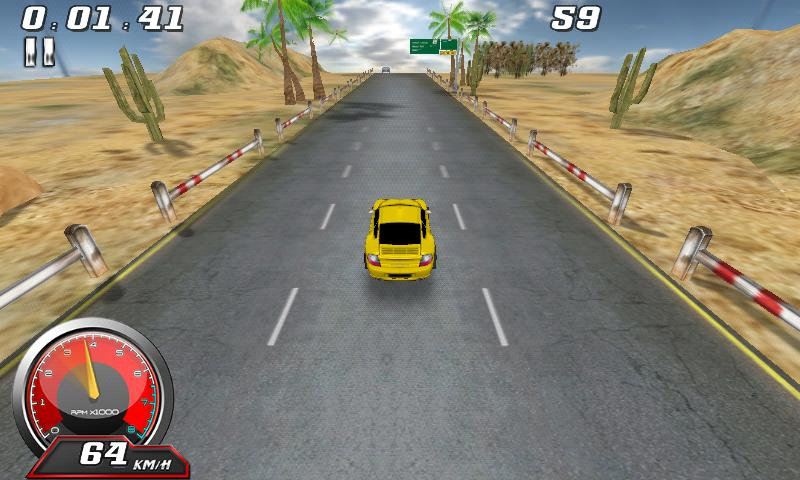 SpeedCarII- screenshot