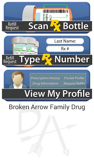 Broken Arrow Family Drug