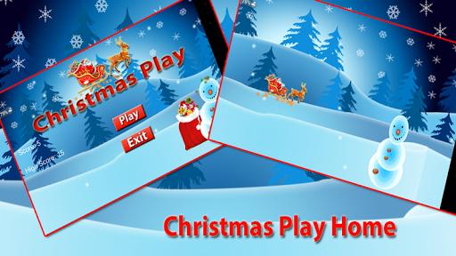 聖誕節遊戲