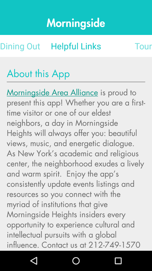 Morningside Heights- screenshot