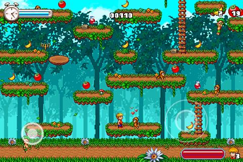 Expedition Platformer Free - screenshot