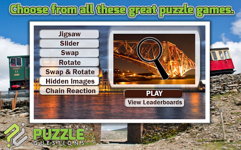 Great Britain Puzzle Games- screenshot thumbnail