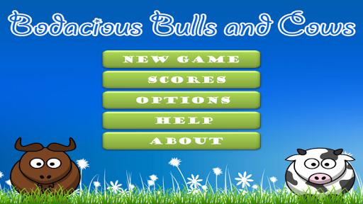 Bodacious Bulls and Cows