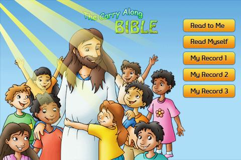 Toddler Bible - screenshot
