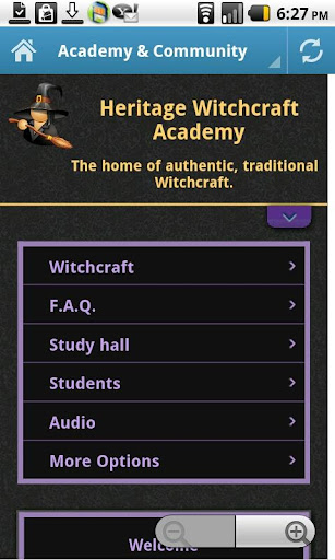 Witchcraft School