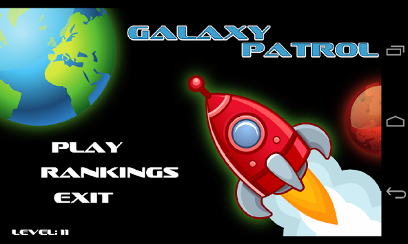 Galaxy Patrol apk screenshot