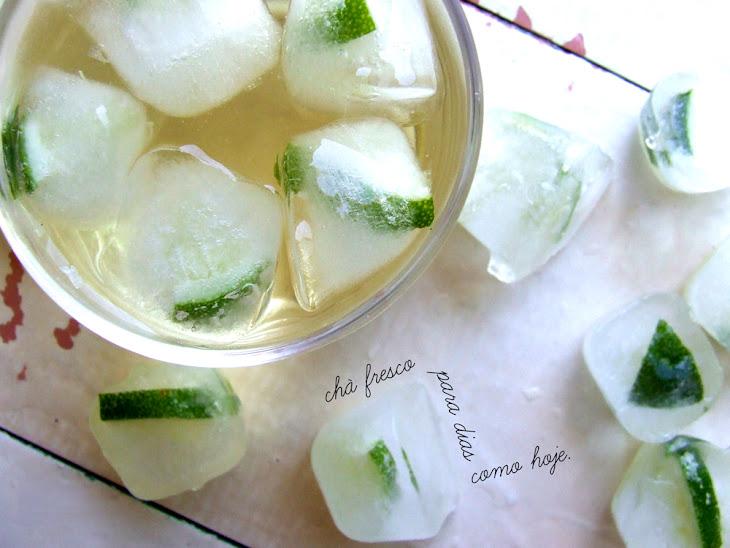 Fresh Lemon Verbena and Mint Tea Recipe