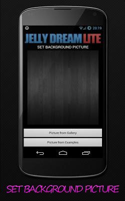 JellyDream Daydream Lite - screenshot