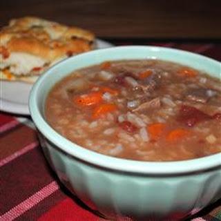 Caribou Soup.