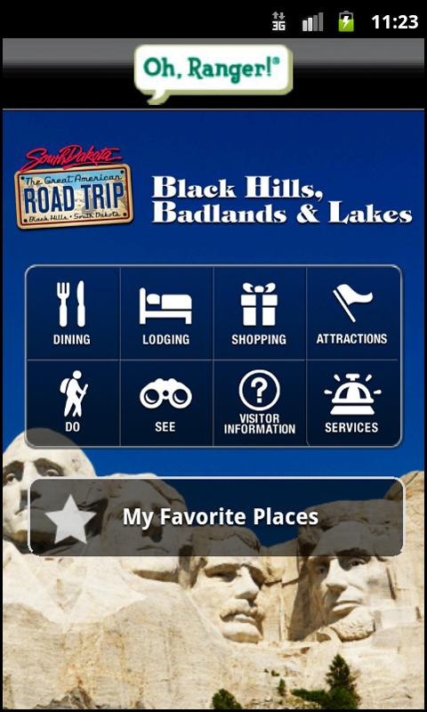 Black Hills & Badlands of SD - screenshot
