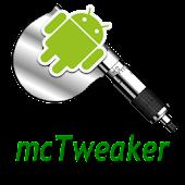 mcTweaker ® root