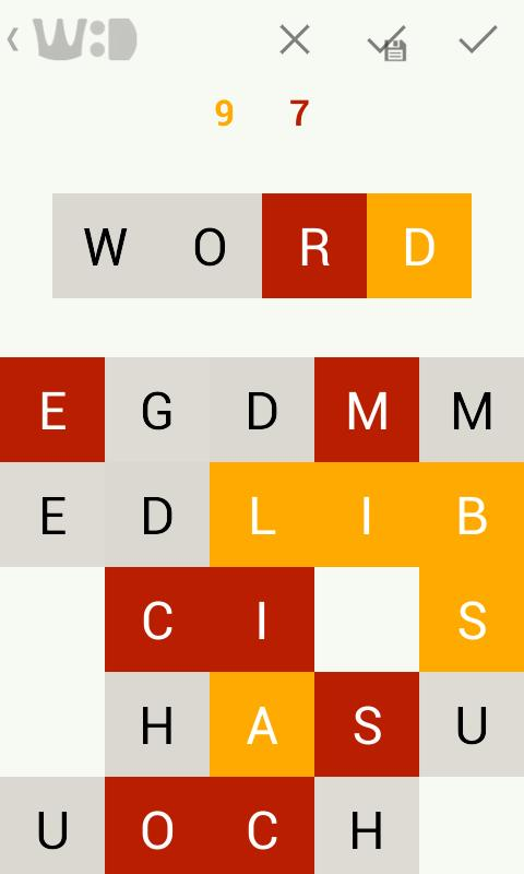 Word Dare - screenshot