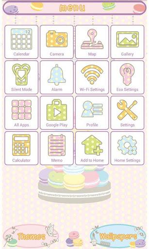 Cute Wallpaper Sweet Macaron 2.0.0 Windows u7528 3