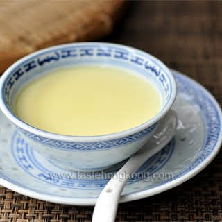 Chinese Egg Pudding, my Organic Dessert.