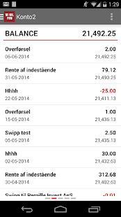 Sparekassen Fyn- screenshot thumbnail