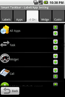 Smart Taskbar 1 (V1) Screenshot