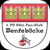 Benfeböcke Android APK Download Free By 1. FC Köln Fan-Club Benfeböcke