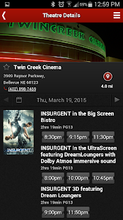 Marcus Theatres- screenshot thumbnail