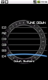 PitchLab Guitar Tuner (LITE)- screenshot thumbnail