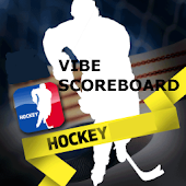 NHL Hockey VIBE Scoreboard