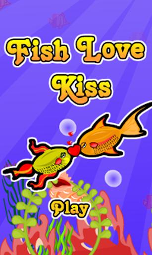 Fish Kissing Casual Fun 3.0.4 screenshots 1