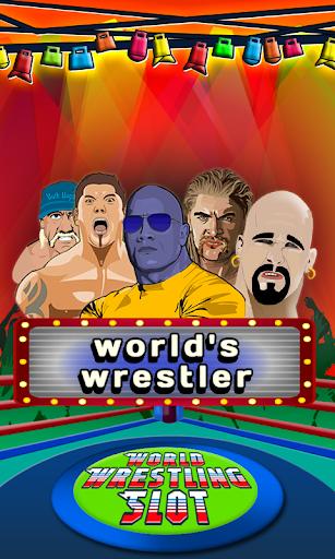 Wrestling Slot