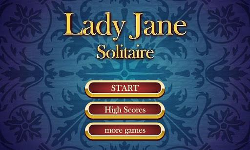 無料纸牌AppのLady Jane Solitaire Premium|記事Game