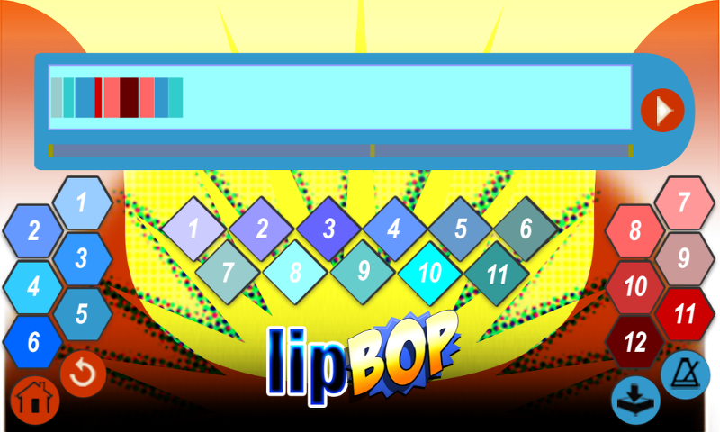 LipBop - Mouth Play Beat - screenshot