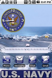 Navy Theme HD