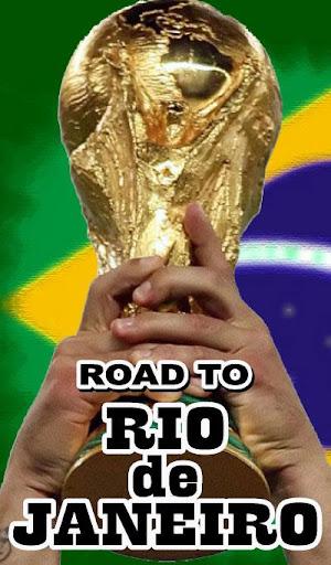 Road to Rio de Janeiro 2014