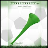 Vuvuzela Horn Shaker
