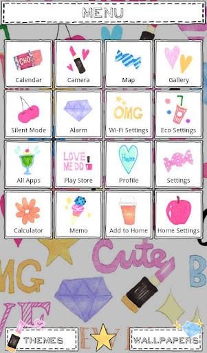 Cute Wallpaper Love Me 1.0 Windows u7528 3