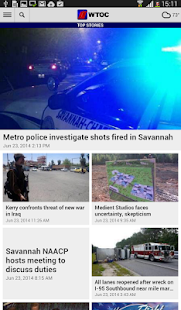 WTOC 11 News- screenshot thumbnail