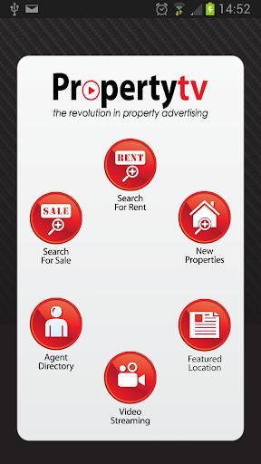 【免費生活App】Property TV-APP點子